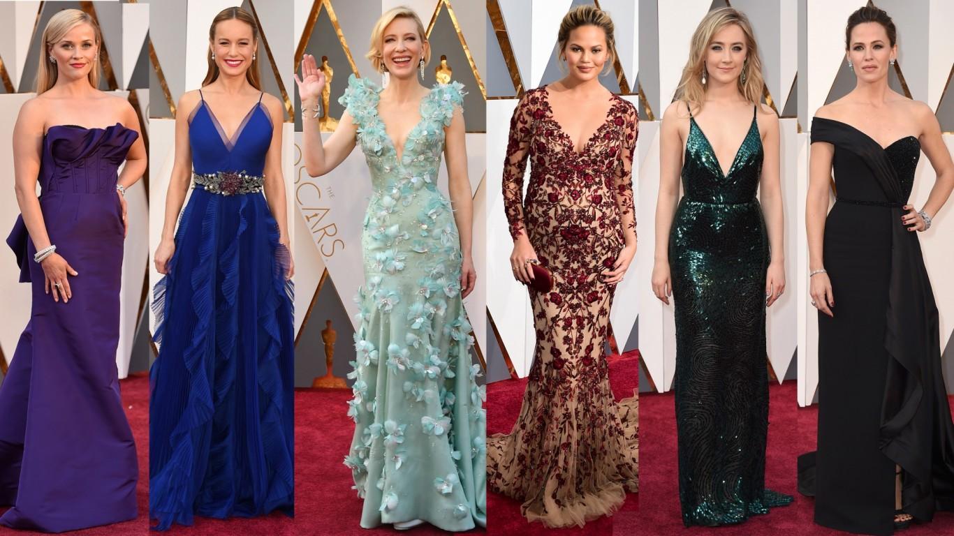 Leonardo DiCaprio Wins Best Actor Oscar