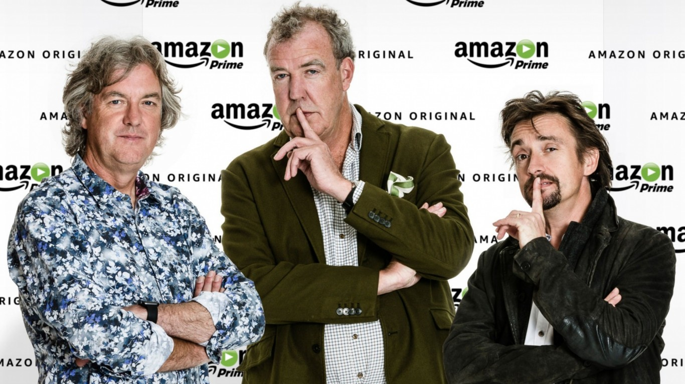 Jeremy Clarkson's Amazon Motoring Show Will Launch In Fall
