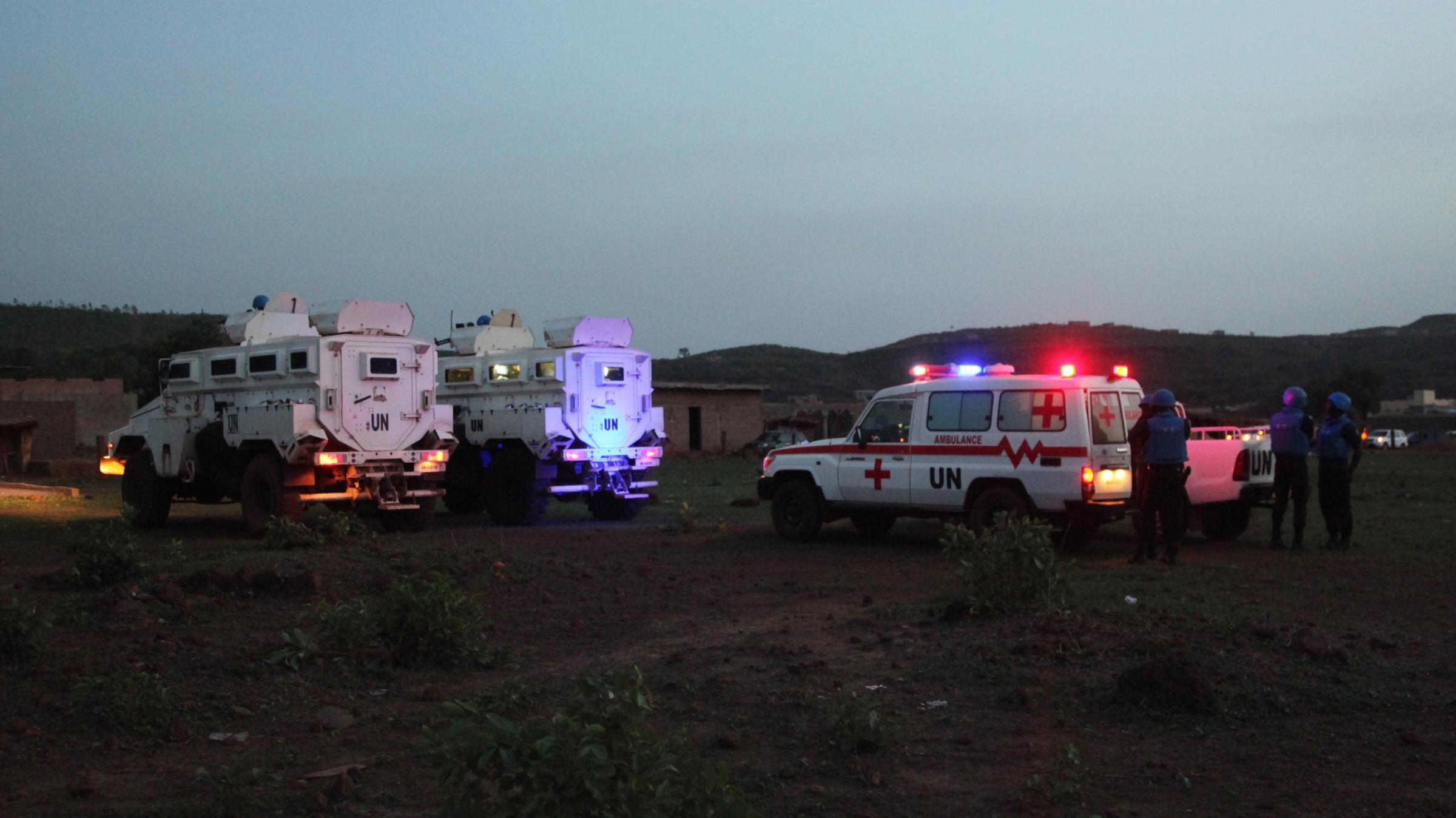 Brutal attack on a resort in Mali